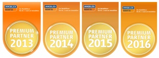 ImmobilienScout24 - Premiumpartner 2013-2016